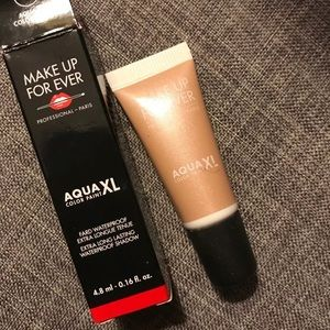 Make up for ever aqua xl eye shadow